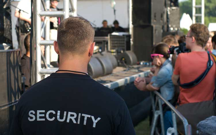 concert-security